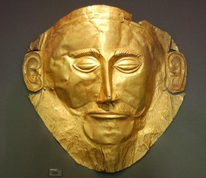 Agamemnons mask