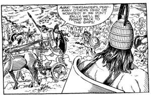Achilles och Ajax