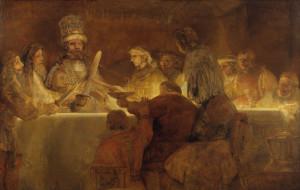 Rembrandts Batavernas sammansvärjning