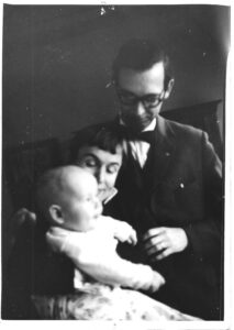 Pappa, mamma och jag